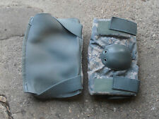 US ARMY DIGITAL CAMOUFLAGE PATTERN ELBOW PADS - SIZE MEDIUM