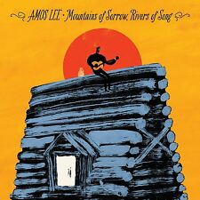 AMOS LEE CD - MOUNTAINS OF SORROW, RIVERS OF SONG (2013) - NEW UNOPENED