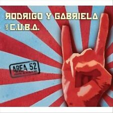 Area 52 - Rodrigo Y Gabriela (CD)