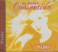 La Guera Consentida Yuri New Nuevo sealed