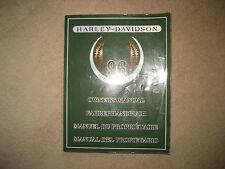 HARLEY DAVIDSON FAHRERHANDBUCH HANDBUCH BUCH NACHSCHLAGEWERK 1996