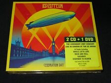CELEBRATION DAY BY LED ZEPPELIN (2CD+DVD) AU