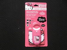 Hello Kitty - Screen Cleaner Kit - 10ml Screen Cleaner, Cloth & Pouch
