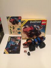 Vintage LEGO Spy-Trak 1 # 6895 100% Complete with Minifig, Instructions, & BOX!