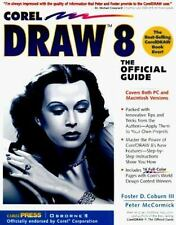 Coreldraw 8: The Official Guide-ExLibrary