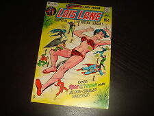 SUPERMAN'S GIRLFRIEND LOIS LANE #111 High Grade  DC Comics 1971 VFN/NM