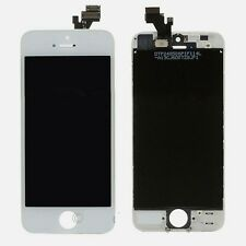 White Iphone 5 Front Housing LCD Touch Digitizer Screen for VERIZON SPRINT ATT