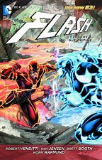 Flash Vol 6: Out Of Time by Venditti, Booth & Frenz TPB 2016 DC 52 Comics