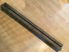"DELTA ROCKWELL  Double Duty - Wood Lathe Bed - 1/2"" Gap  48"" Long"