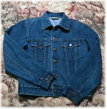 JCPenney Boys Girls Unisex Everyday Denim Blue Jean Jacket LG 14-16 J C Penney
