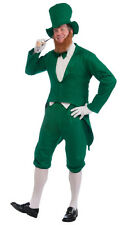St Patricks Day Leprechaun Adult Costume One Size