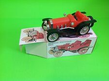 Vintage Plastic Tin Car Toy USSR RUSSIAN