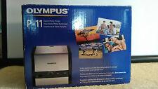 Olympus P-11 Digital Photo Thermal Printer NEW IN BOX