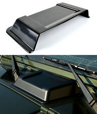 Black Cowl Vent Hood Scoop Cover For Jeep Wrangler JK 07-16 2/4 Door Car Truck