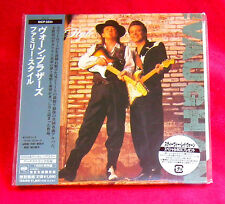 Vaughan Brothers Family Style JAPAN MINI LP CD SICP-1173 Stevie Ray Vaughan