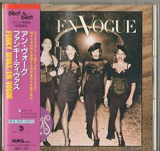 Japan CD Import, (En Vogue : Funky Divas) 1992 Atlantic, Wea, Eastwest Records
