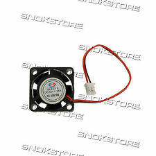 2X 25mm 2-pin VENTOLA ventolina raffredamento COOLING FAN FOR VGA CARD RPM 2500