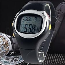 New Fashion Sport Pulse Heart Rate Monitor Calories Counter Fitness Wrist Watch