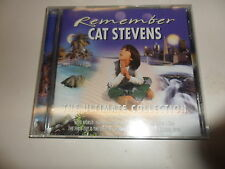 Cd  Cat Stevens  – Remember - The Ultimate Collection