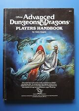 Advanced Dungeons and Dragons - AD&D Players Handbook TSR2010 1987 11th printing