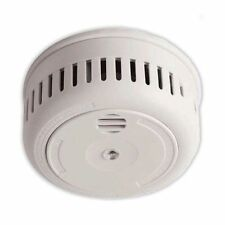 FIREHAWK FHB10 SMOKE ALARM DETECTOR OPTICAL LONG LIFE SEALED BATTERY 10YR WARR