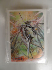 Cardfight!! Vanguard G Excelics Messiah PROMO Card Sleeves Bushiroad