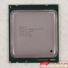 Intel Xeon E5-2670 Eight-Core CPU (BX80621E52670) LGA 2011 SR0H8 2.6/20M Free Sp