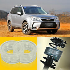 2pcs Power Rear Shock Absorber Coil Spring Cushion Buffer for SUBARU Forester