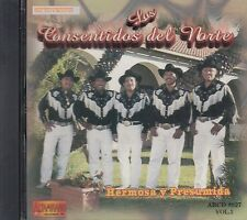 Los Consentidos Del Norte Hermosa Y Presumida CD New Sealed
