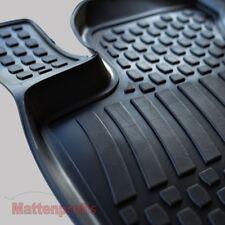 3d tpe alfombrillas de goma goma tapices para Renault Captur a partir del año 06/2013 - hoy