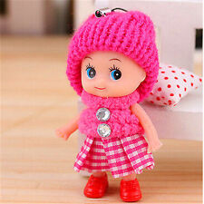 FD1682  □ Sweet Creative Cute Dolls Girls Mobile Phone Pendant ~8cm Random~ 1pcs