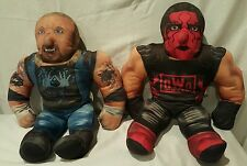 WCW Diamond Dallas Page Wrestling Buddy 1998 Toy Biz DDP Brawlin' WWF ECW Plush