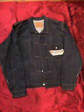 LEVI'S BIG E 506 XX ORIGINAL TAGS, SIZE 44, NEVER WORN!!!