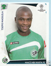 Football Sticker- Panini Uefa Champions League 2009-10 - No 63 - Maccabi Haifa