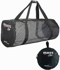 Mares - Long/Large Folds Small Cruise MESH Equipment Net BAG - 108 Litres