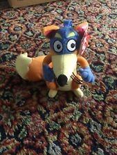 Ty Beanie Baby ~ SWIPER the Fox (Dora the Explorer) ~TAGS ~ New