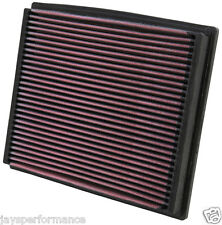 33-2125 K&N AIR FILTER AUDI A4, S4, RS4 (B5) 1.6, 1.8, 1.9, 2.4, 2.5, 2.7, 2.8