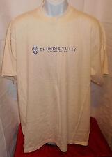 Mens Thunder Valley Casino T Shirt ~ Size XL ~ Creedence Steve Miller & More
