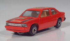 "Vintage Yatming 1032 Chevy Citation X-11 3"" Chevrolet Scale Model 1981 Orange"