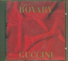 Francesco Guccini - Signora Bovary Stampa Svizzera Emi Cd Ottimo