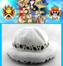 Cosplay Costume Hat Anime One Piece Trafalgar Law Lovely Flannel Law's Hat Gift