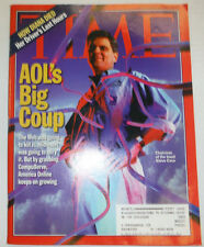 Time Magazine AOL's Big Coup & Steve Case September 1997 WITH ML 031215R2