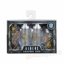 Neca Aliens Creature Pack 30th Anniversary Deluxe Creature Accessory Pack LED's