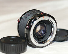 Sigma Tele-Marco 2X 1:1 For Minolta SR and MD Mount in Excellent Condition, 1624