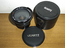 ADATTATORE  QUARTZ SUPER WIDE SEMI FISH-EYE 0,42X - PER OTTICHE DIAM.58MM - CNT1
