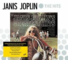 Janis Joplin's Greatest Hits [Bonus Tracks] [Remaster] by Janis Joplin (Casse...