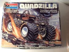 MONOGRAM FORD MONSTER TRUCK QUADZILLA MODEL CAR MOUNTAIN FS 1/24 KIT RARE HTF