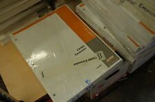 CASE cx460 Crawler Excavator Trackhoe Parts Manual Book spare catalog new list
