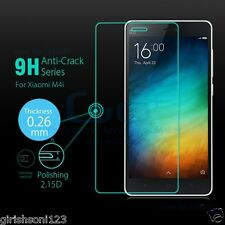Tempered Glass Screen Protector Guard 2.5D Curve Anti Exl. For Mi 4i Mi4i / Mi4c