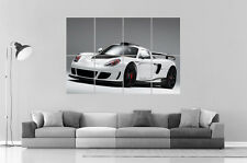 PORCH CARRERA GT 2 Wall Art Poster Great format A0 Wide Print